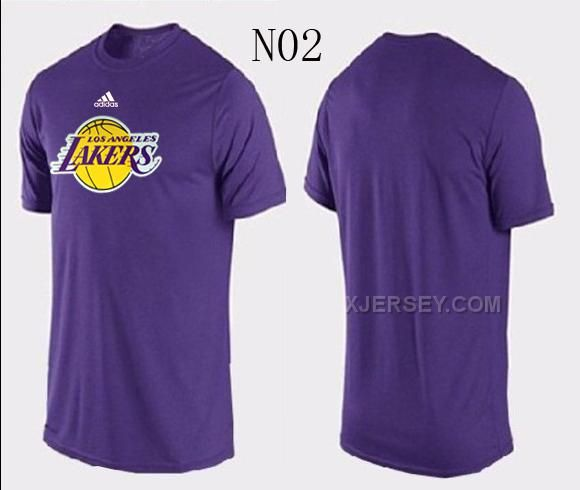 http://www.xjersey.com/lakers-new-adidas-tshirts4.html LAKERS NEW ADIDAS T-SHIRTS4 Only $27.00 , Free Shipping!