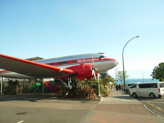 The 13 Most Unexpected McDonald's Locations Around The World | Mental Floss