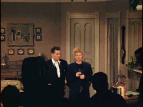 """61 years ago today, the very first episode of """"I Love Lucy"""" aired on CBS. Here's some amazing color 8mm footage, shot by a member of the audience, during the filming of the sixth episode from that first season. This is rare stuff, indeed, and a must-watch for fans of the show."""