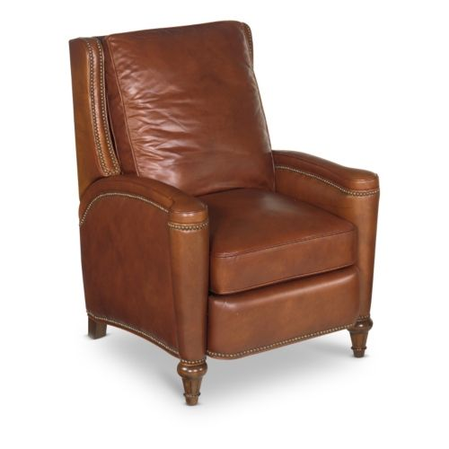 Dutchess Leather Recliner by Bradington Young
