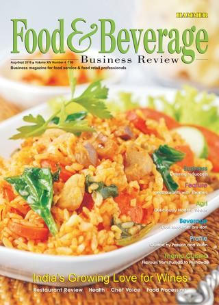 Food & Beverage Business Review (Aug-Sep 2016)