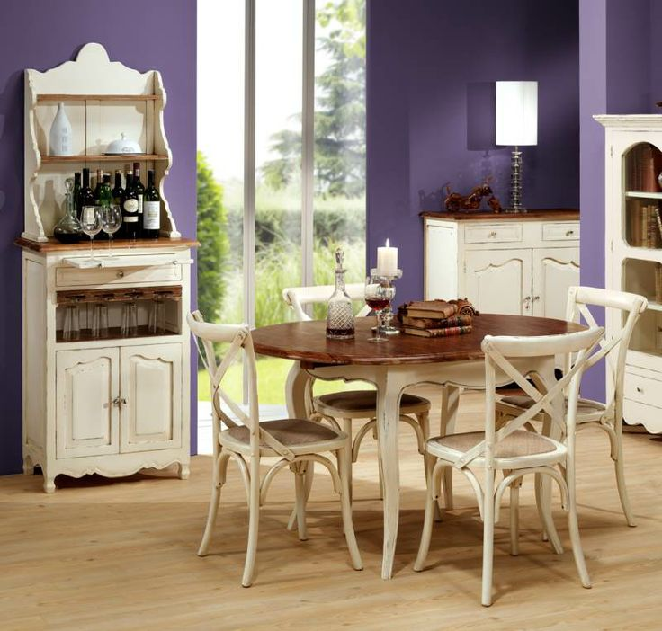 17 best images about comedor enchulado on pinterest for Mesas redondas para comedor