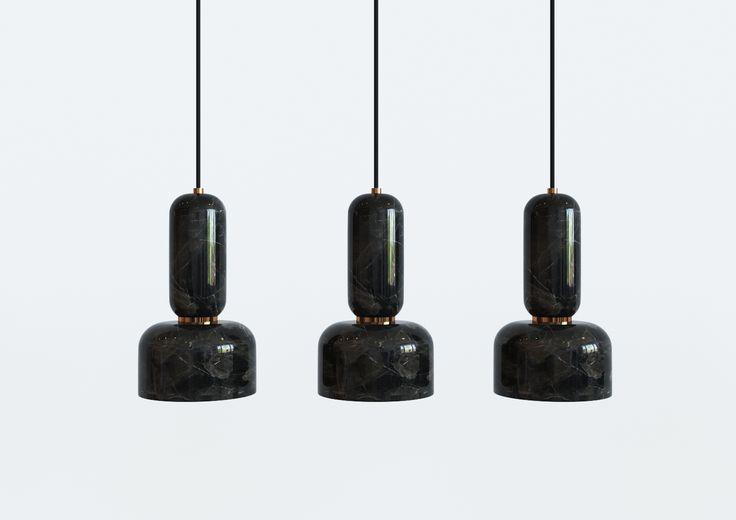 ANDROMEDA lamps collection by Ekaterina Elizarova for Italian company Matlight. Marquinia marble, bronze. #blackmarble #unique #design #furniture #ekaterinaelizarova #elizarova #limited #edition #madeinitaly #handcrafted #elizarovadesign #limitededition #art #modernart #collection