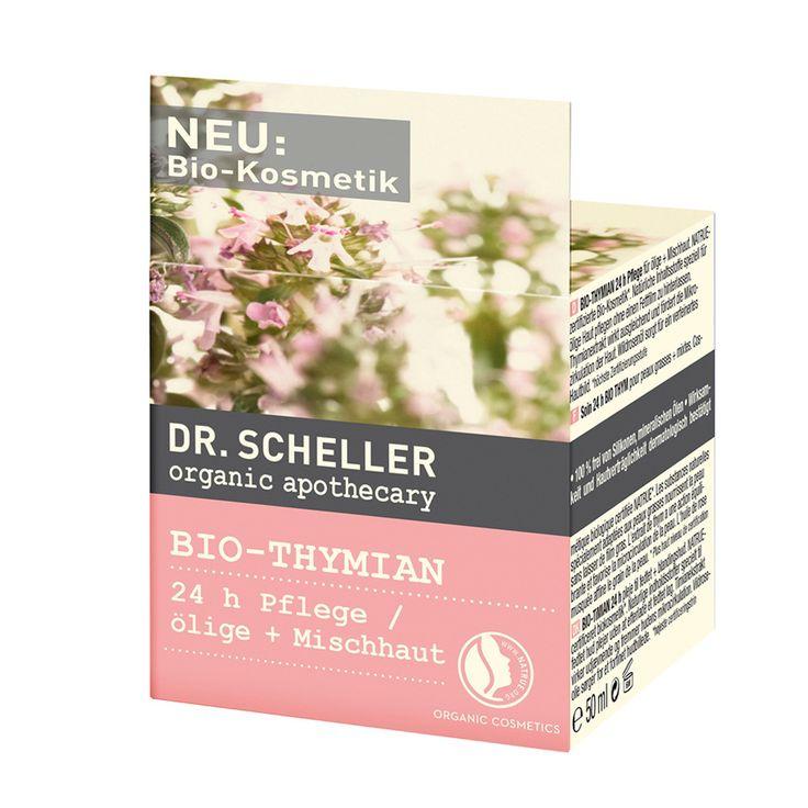Dr. Scheller Apothecary Bio Thymian 24 h Pflege - Günstig kaufen im Naturkosmetik-Shop BioNaturel