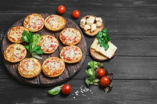 Recepty na zdravé pizzy