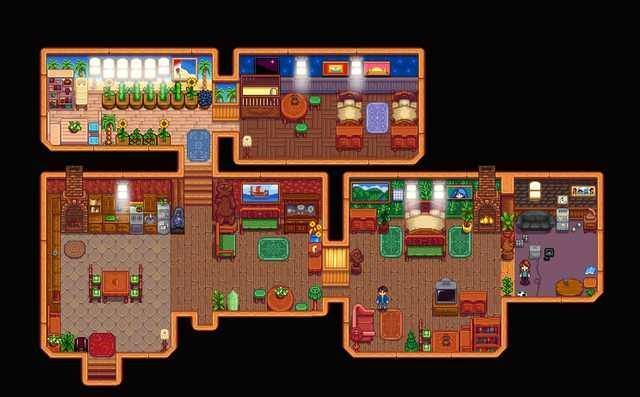 Soundnew On Reddit Stardew Valley Layout Green House Design Wooden Greenhouses