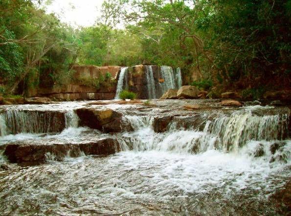 El Parque Nacional Ybycuí es uno de los lugares más atractivos del país