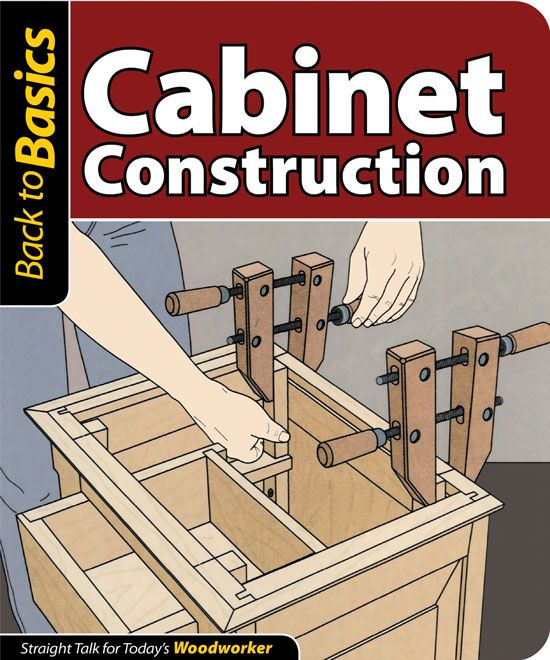 """Being able to build your own cabinets can save tons of money and also make you feel sort of invincible. """"Cabinet Construction: Straight Talk for Today's Woodworker"""" gives you practical, useful information to build cabinets that are not only functional, but also handsome."""