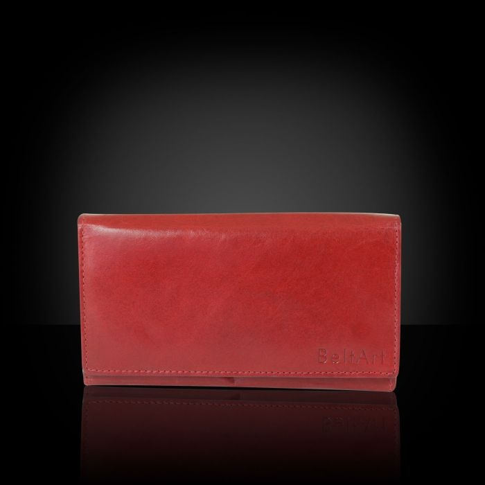 Natural leather wallet. $23