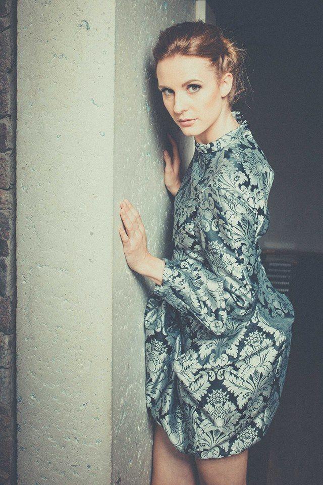dress Gabriela Hezner designer  fot. Tomasz Ciesielski