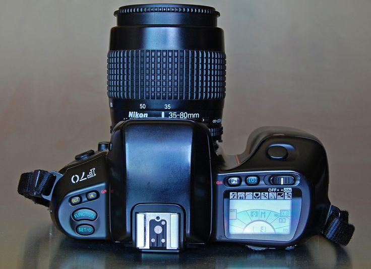 Nikon f70 wonderful camera
