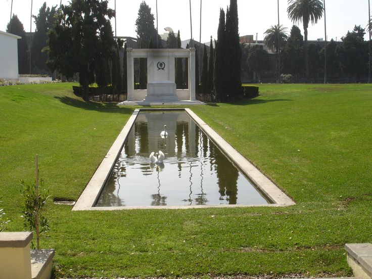 Douglas Fairbanks' tomb. Hollywood Forever Cemetery ...