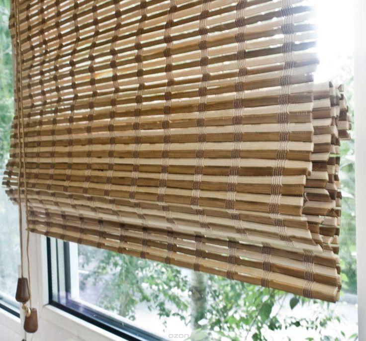 Римская штора Эскар 60х160 см, бамбуковая, цвет: микс72959060160Римская штора Эскар, выполненная из натурального бамбука, является оригинальным современным аксессуаром для создания необычного интерьера в восточном или минималистичном стиле. Римская бамбуковая штора, как и тканевая римская штора, при поднятии образует крупные складки, которые прекрасно декорируют окно. Особенность устройства полотна позволяет свободно пропускать дневной свет, что обеспечивает мягкое освещение комнаты. Римская…