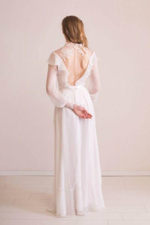 Nora Sarman / Andromeda silk blouse and Andromeda silk skirt