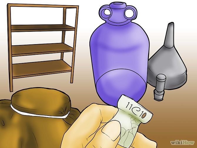 How to Make Homemade Wine: 11 Steps (with Pictures) - wikiHow