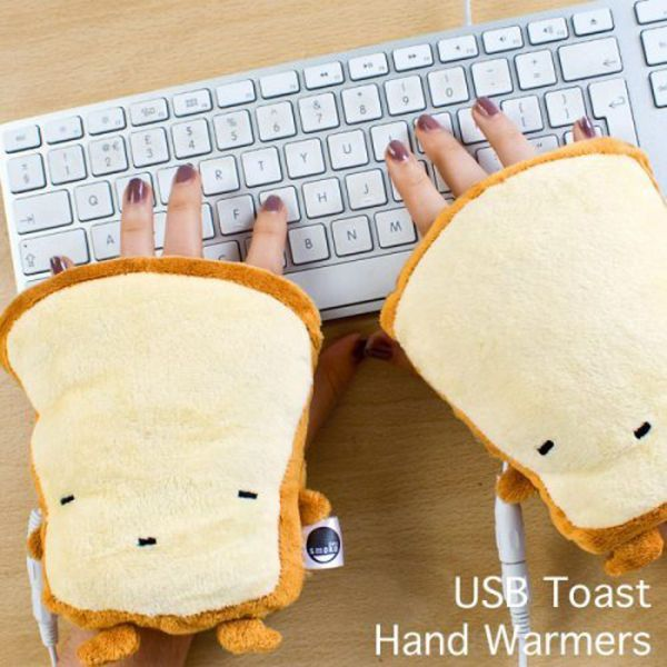 invention, USB toast hand warmers