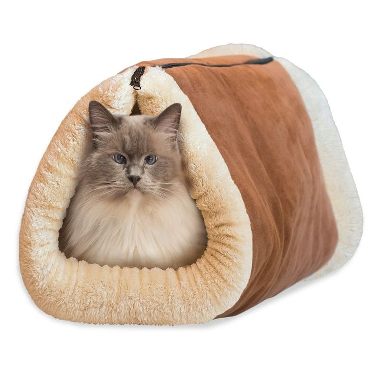 You want your cats love hiding, playing and lounging in the tunnel design. Will avail this item. This will the best comfort for your babies.