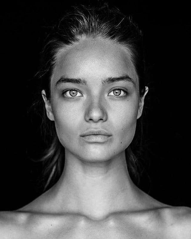 #portrait #shoot #model #blackandwhite #nomakeup #nude #natural #light…