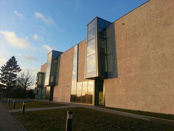 Budynek Centrum Dialogu