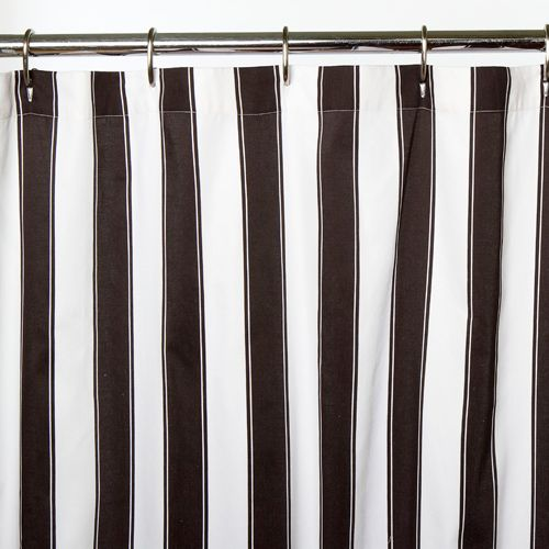 The Home Pinterest Bathroom Showers Stripes And Black And White