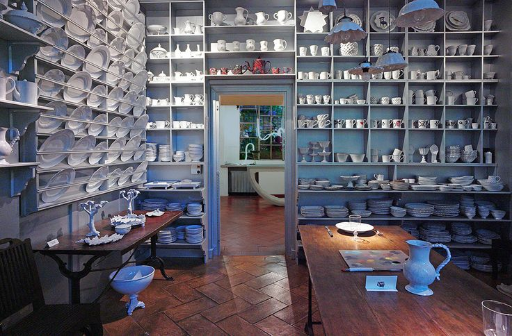 Astier de Villatte at Rossana Orlandi - #rossanaorlandi #design #gallery #milano #italy #store #spazio #home #decor #unique #collection #milan #interior #ceramic #astierdevillatte
