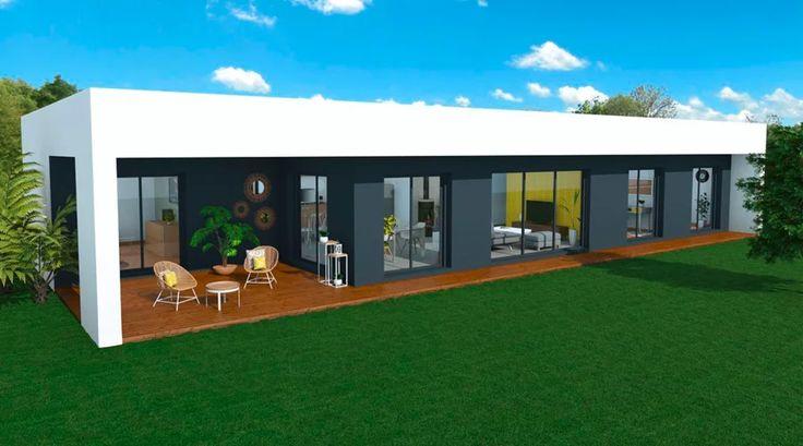 les 25 meilleures id es de la cat gorie crepi maison sur pinterest porche d 39 t granulats et. Black Bedroom Furniture Sets. Home Design Ideas