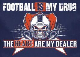 cf8a17f3aea7f47923390c27c2a80863 chicago bears the bear 117 best da bears images on pinterest bears football, basement