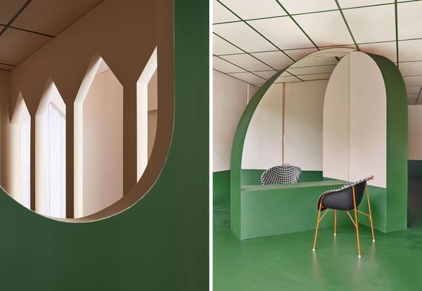 Un salone di bellezza a Melbourne | lartdevivre - arredamento online