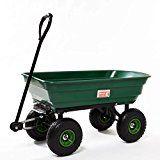 Amazon Angebot Sport & Freizeit Gartenwagen mit Kippfunktion, 250 kg Tragkraft, Metall, Wanne, kippbar, Gartenkarre,…Ihr QuickBerater