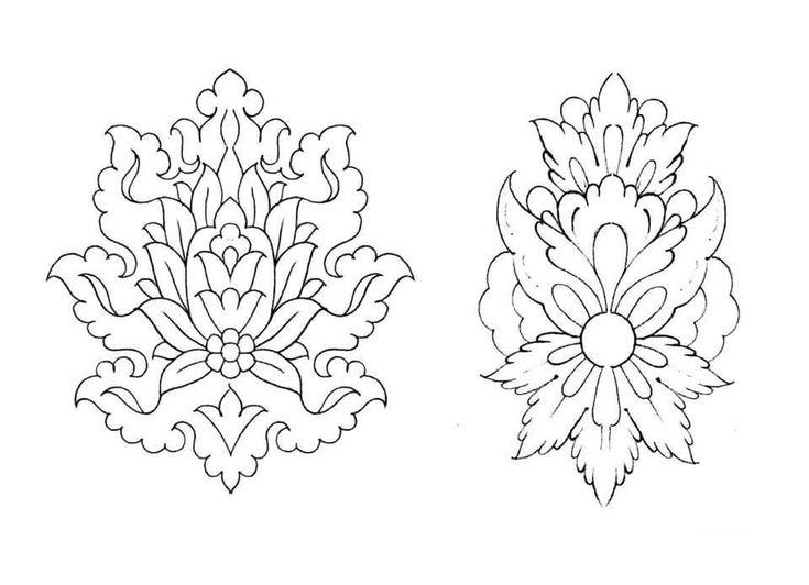 Flower Tattoo, Lotus Flower