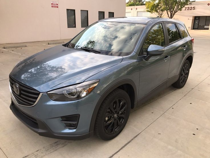 Nice Awesome 2016 Mazda CX-5 Grand Touring AWD Sport Utility 4-Door 2016 MAZDA CX-5 GRAND TOURING AWD, ONLY 8K MI, LEATHER, NAVIGATION, ROOF! 2017/2018