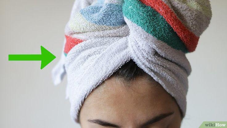 3 Ways to Scrunch Hair - wikiHow