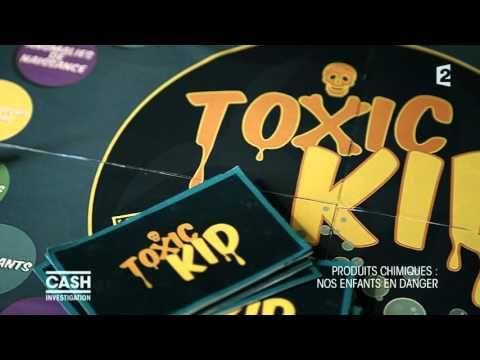 """Plus d'informations à découvrir dans le livre Cash Investigation """"TOXIC . Produits chimiques : nos enfants en danger"""", déjà disponible : http://www.placedesl..."""
