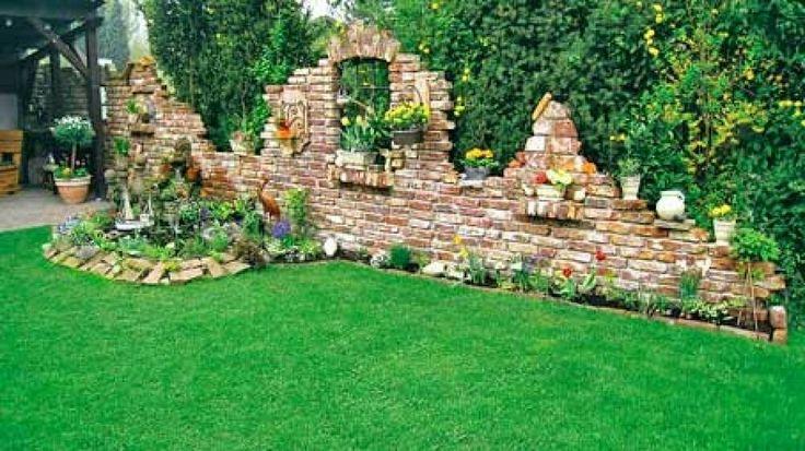 Raffinierte Sichtschutz Ideen Unserer User   Gartengrenzen Sind Nicht Nur  Nützlich U2013 Sie Können Auch Dekorative Und Stilvolle Gestaltungselemente  Sein.