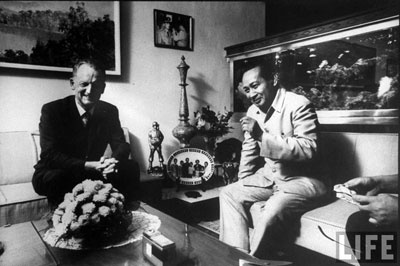 Dubes AS, Marshall Green dan Presiden Suharto
