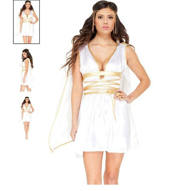 Sexy Greek Goddess Costume | Goddess costume, Sexy and One ...