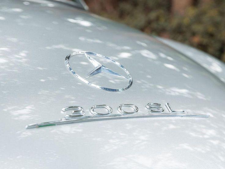 Mercedes-Benz 300 SL model 1954
