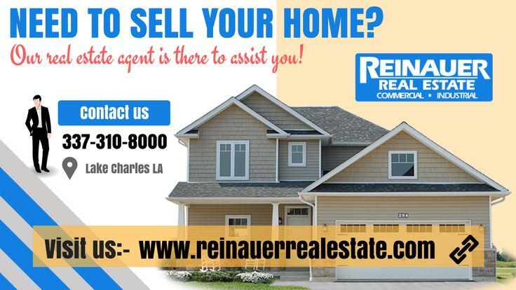 Professional Real Estate Agent Service in Louisiana