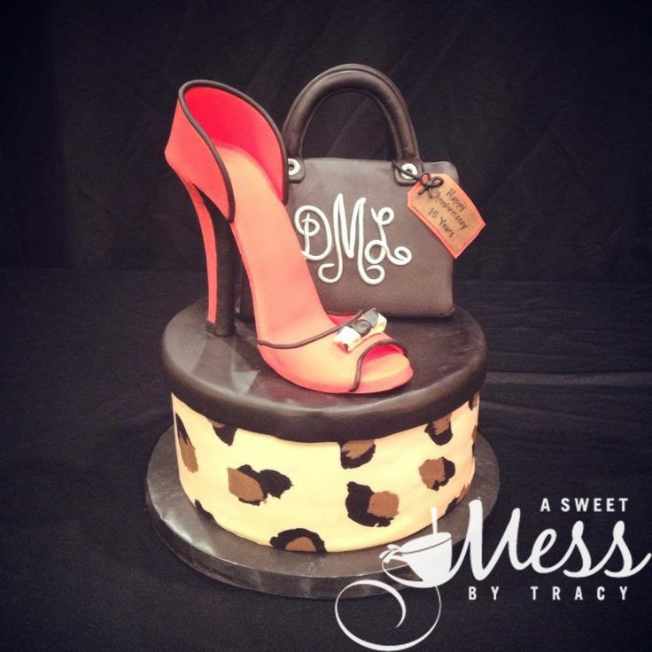 Cake Designs Shoes : 17 Best images about Hat Box and Shoe Cake Ideas on ...