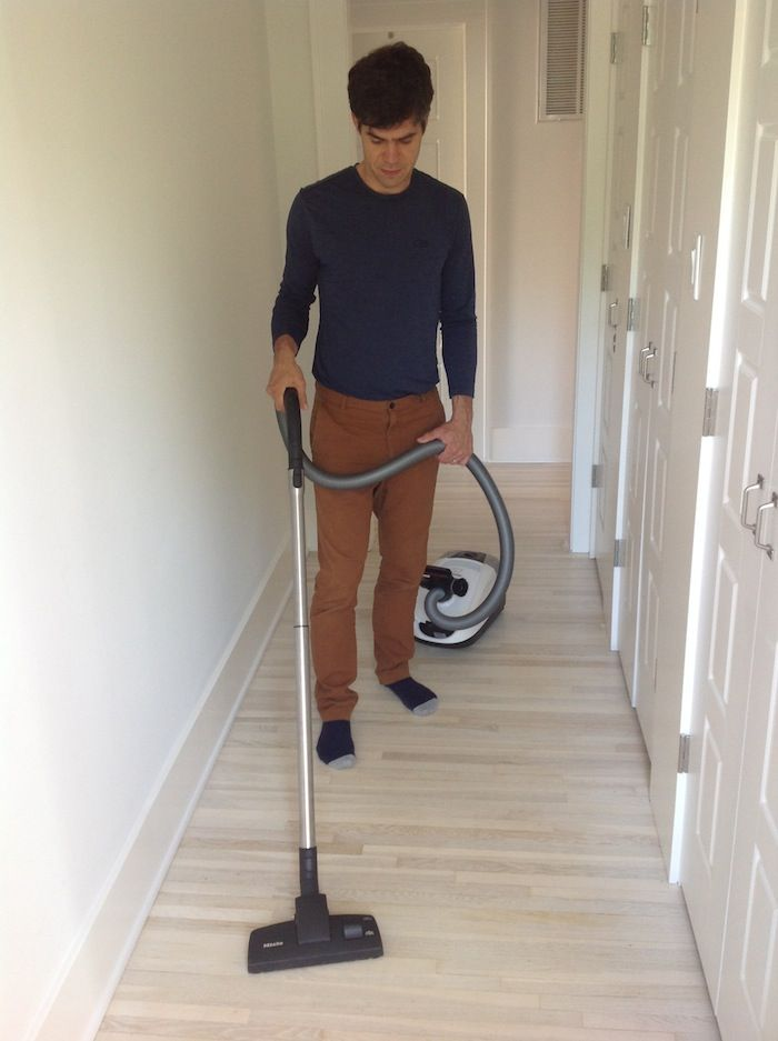 Is it a coincidence that my two closest family members—my husband and my mother—are obsessed with the same vacuum?