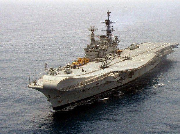 World's oldest serving aircraft carrier INS Viraat retires :http://gktomorrow.com/2017/03/06/worlds-oldest-ins-viraat-retires/