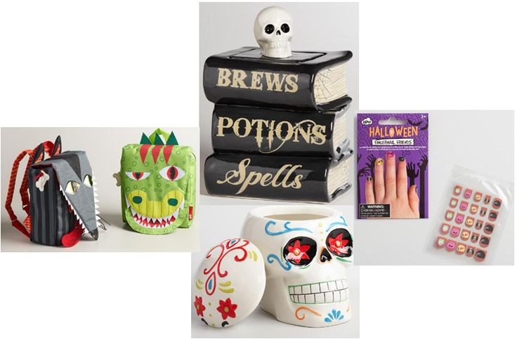 Cost Plus World Market #promotion: 15% Off on All Orders plus #freeshipping Get #promo codes http://www.ezcouponsearch.com/costplusworldmarket-coupons/ #halloween #halloweenskull #bags