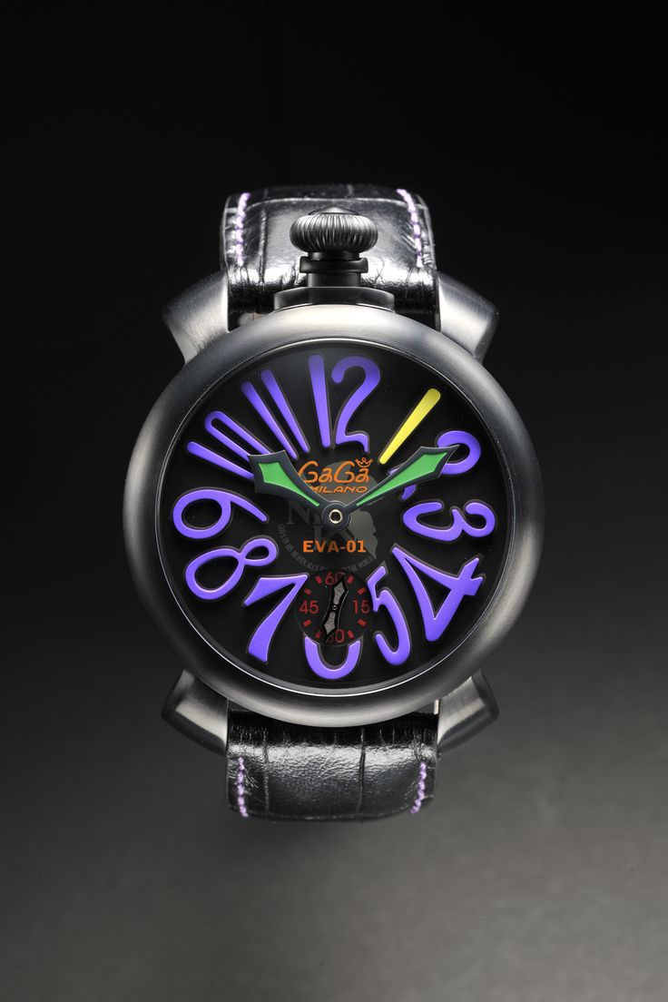 GaGa Japan presents the first ever collaboration with the film series Rebuild of Evangelion and Italian watch brand GaGa Milano. A limited number of 300 extremely high-quality watches have been produced under the concept of the fusion of these famous brands with Japanimation. Vivid colors are used on the index, hands, and dial which resemble Evangelion Unit-01. The iconic NERV logo is embedded in ...