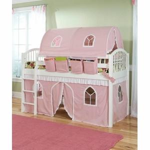loft with hidden play area