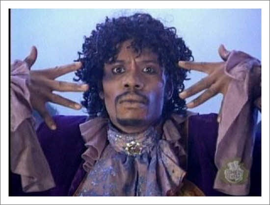 Dave Chappelle as Prince.
