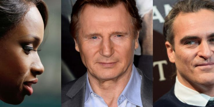 celebs who lost loved ones & transformed Tragedy Into Something Positive #infibond #LiamNeeson #JoaquinPhoenix