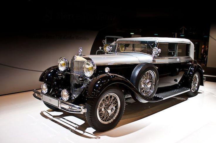 1931 mercedes benz 770 grosser mercedes techno classica 2013 mercedes benz 1930 1950. Black Bedroom Furniture Sets. Home Design Ideas