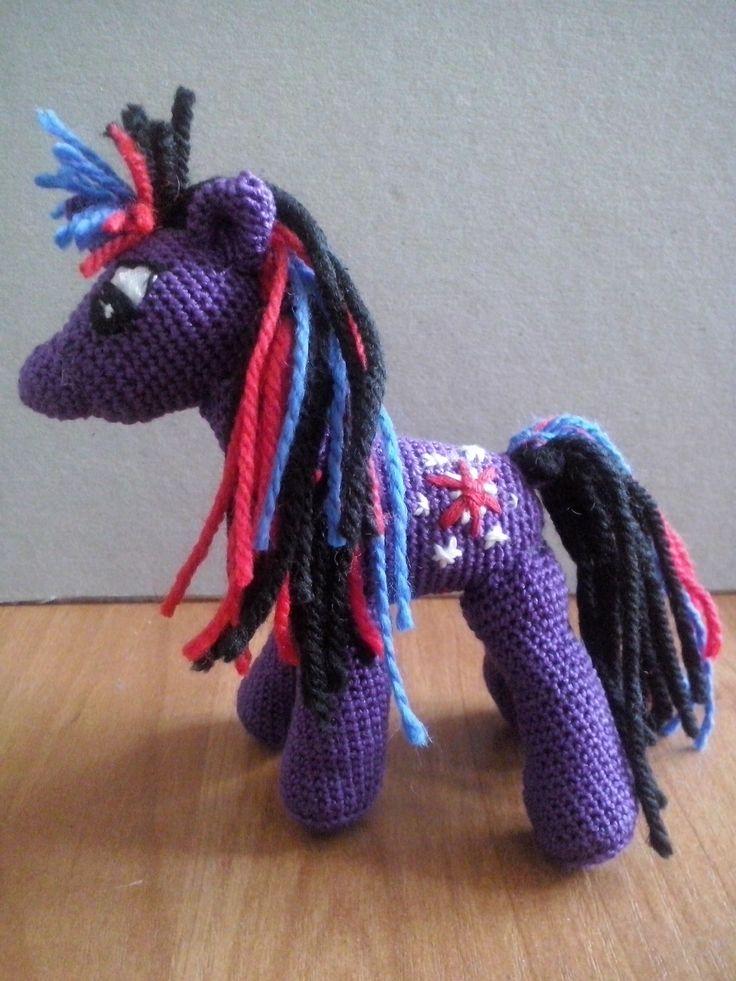 pony fiolet