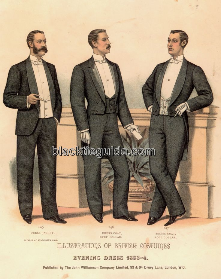 late victorian fashion men - photo #28