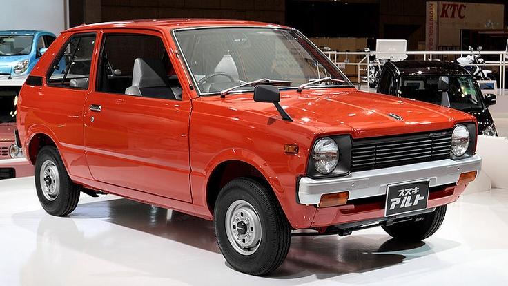 The 1979 Suzuki Alto